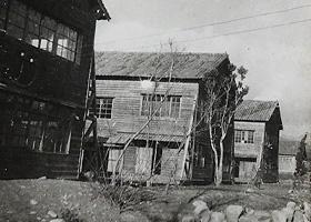 1945年 大村仮校舎