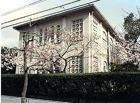 オハラ館(現在の江角記念館)