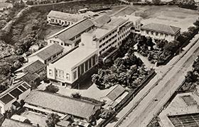1961年 文教町