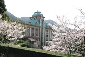 1994年 大学校舎