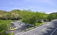 学生駐車場 (乗用車189台、2輪車100台)