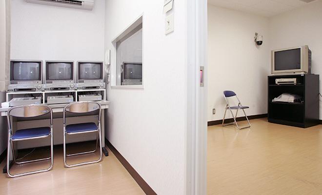 心理学実験室